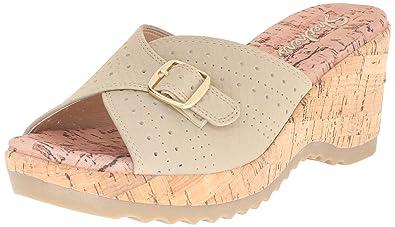 1cc7080528f Skechers Cali Women s Bohemias Wedge Sandal