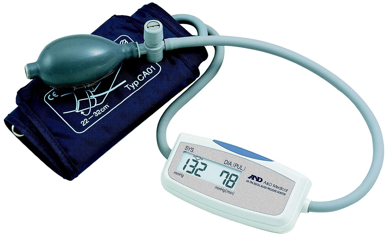 A&D Medical UA-704 Tensiómetro de brazo manual, validado clínicamente: Amazon.es: Industria, empresas y ciencia