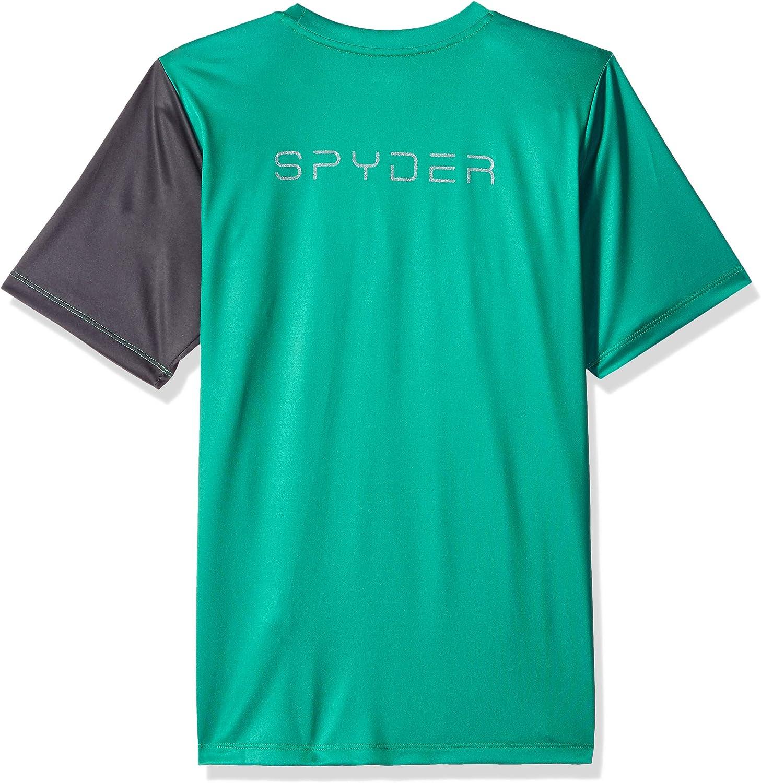 Spyder Boys Havoc Long Sleeve tech Tee