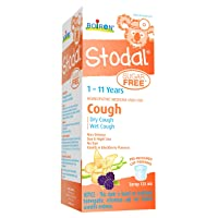 BOIRON Stodal Children Sugar Free, 125 ML