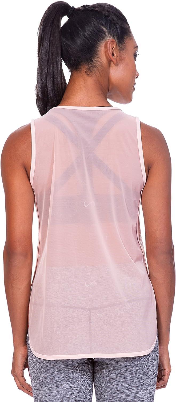 TLF Apparel Womens Workout Facet Tank Shirt