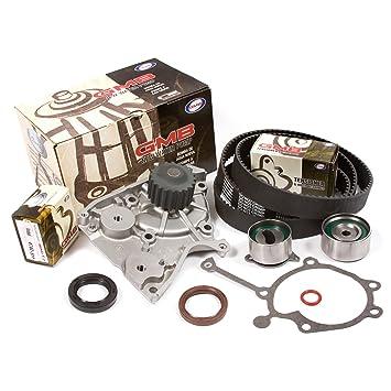 Amazon.com: 87-93 Ford Mazda Non & Turbo 2.2 SOHC 8V 12V F2 F2T Timing Belt Kit GMB Water Pump: Automotive