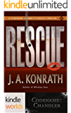 Rescue (Codename: Chandler) (Kindle Worlds Novella)