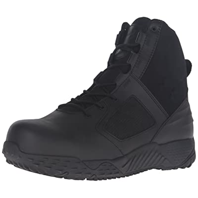 Under Armour Men's Zip 2.0 Protect Military and Tactical Boot | Fashion Sneakers