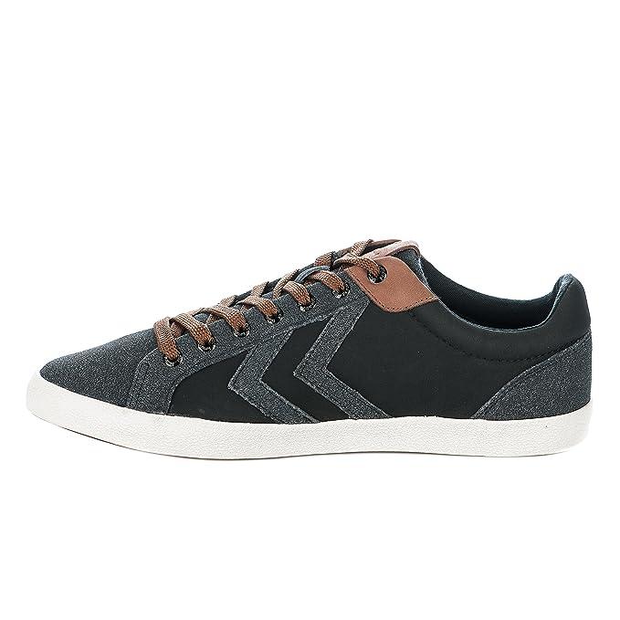 Hummel Mann Sneakers Quotdeuce Court Winterquot Gre 42 Schwarz vPxpSY