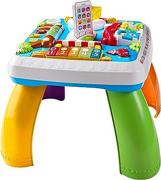 Fisher Price Infant - Mesa de Actividad de Ciudad Mesita: Amazon.es: Juguetes y juegos