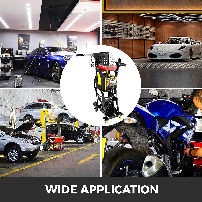 OldFe 380V Dent Abzieher Spot Welder Fahrzeug GYSPOT3904 Ausbeulspotter 3KW Dent Puller Punktschwei/ßger/ät