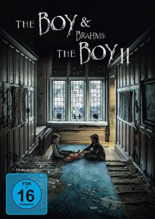 The Boy II [2 DVDs]: Amazon.de ...