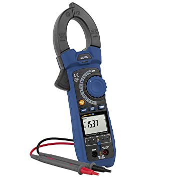 PCE Instruments Strom Messzange PCE-HVAC 6: Amazon.de: Elektronik