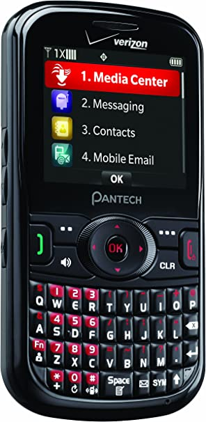 Pantech Caper Prepaid Phone Verizon Wireless Amazon Ca Electronics