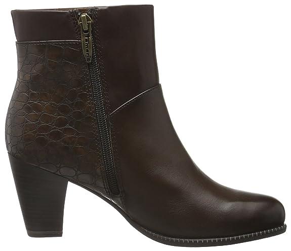 Tamaris Damen 25307 Kurzschaft Stiefel, Braun (Mocca 304), 40 EU:  Amazon.de: Schuhe & Handtaschen