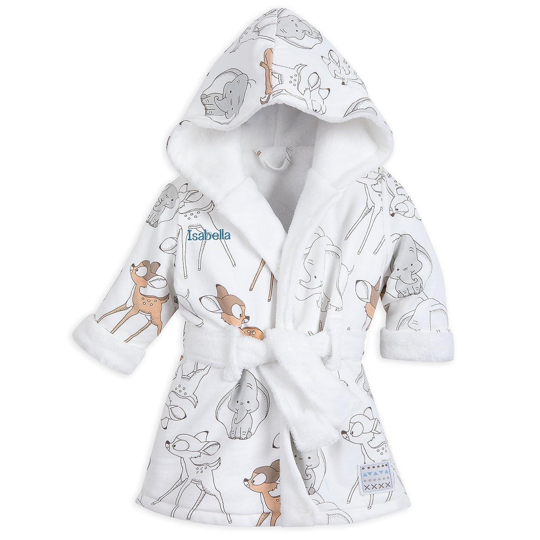 Disney Bambi and Dumbo Robe for Baby - Customizable Multi 440427716168
