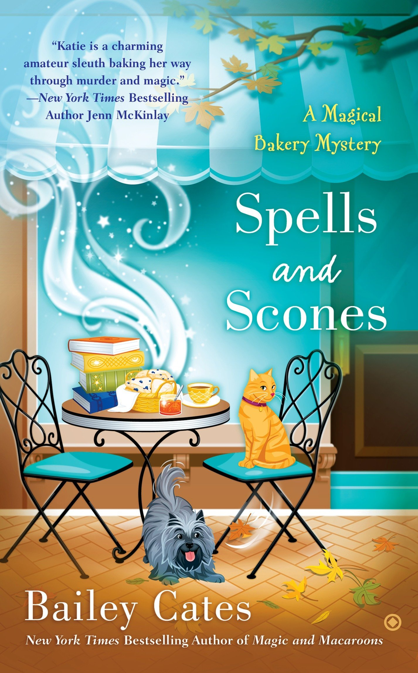 Spells and Scones (A Magical Bakery Mystery) pdf