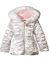 3cecb0dda3de Amazon.com  Weatherproof Baby Girls  Bubble Jacket (More Styles ...