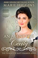 An Agent for Cecily (The Pinkerton Matchmaker Book 8) Kindle Edition