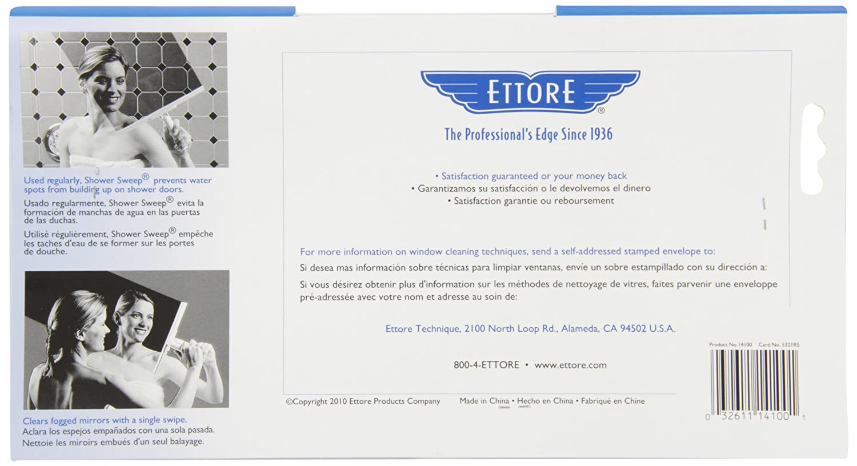 Ettore 1 White Ettore Products 14100