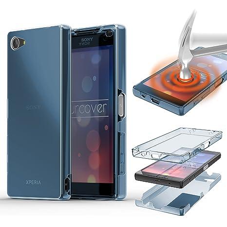 Urcover® Funda Sony Xperia Z5 Compact, Carcasa Protectora ...