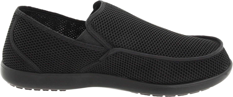 Crocs - - Zapato de Santa Cruz Rx Hombres, EUR: 43.5, Black/Black