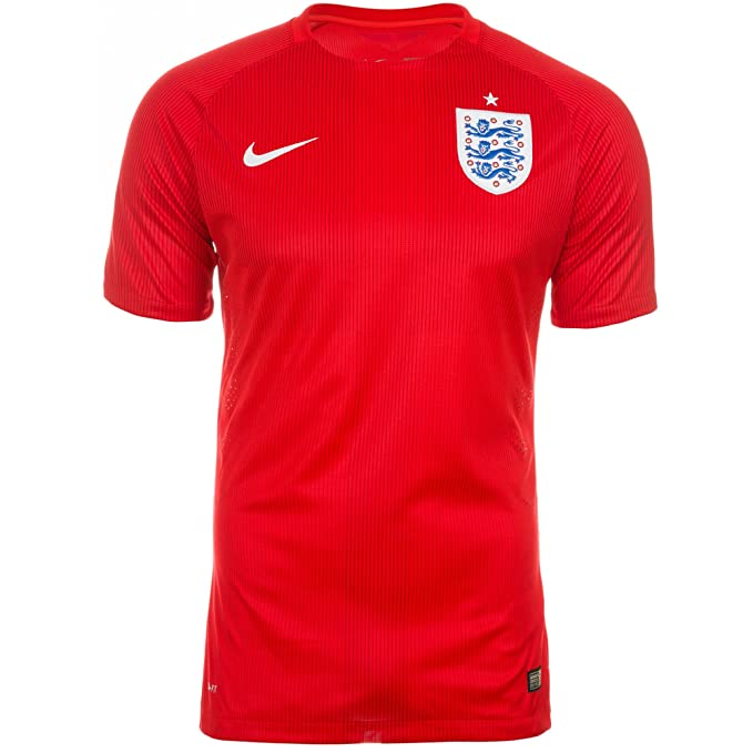 2014-15 England Authentic Away World Cup Shirt: Amazon.es ...