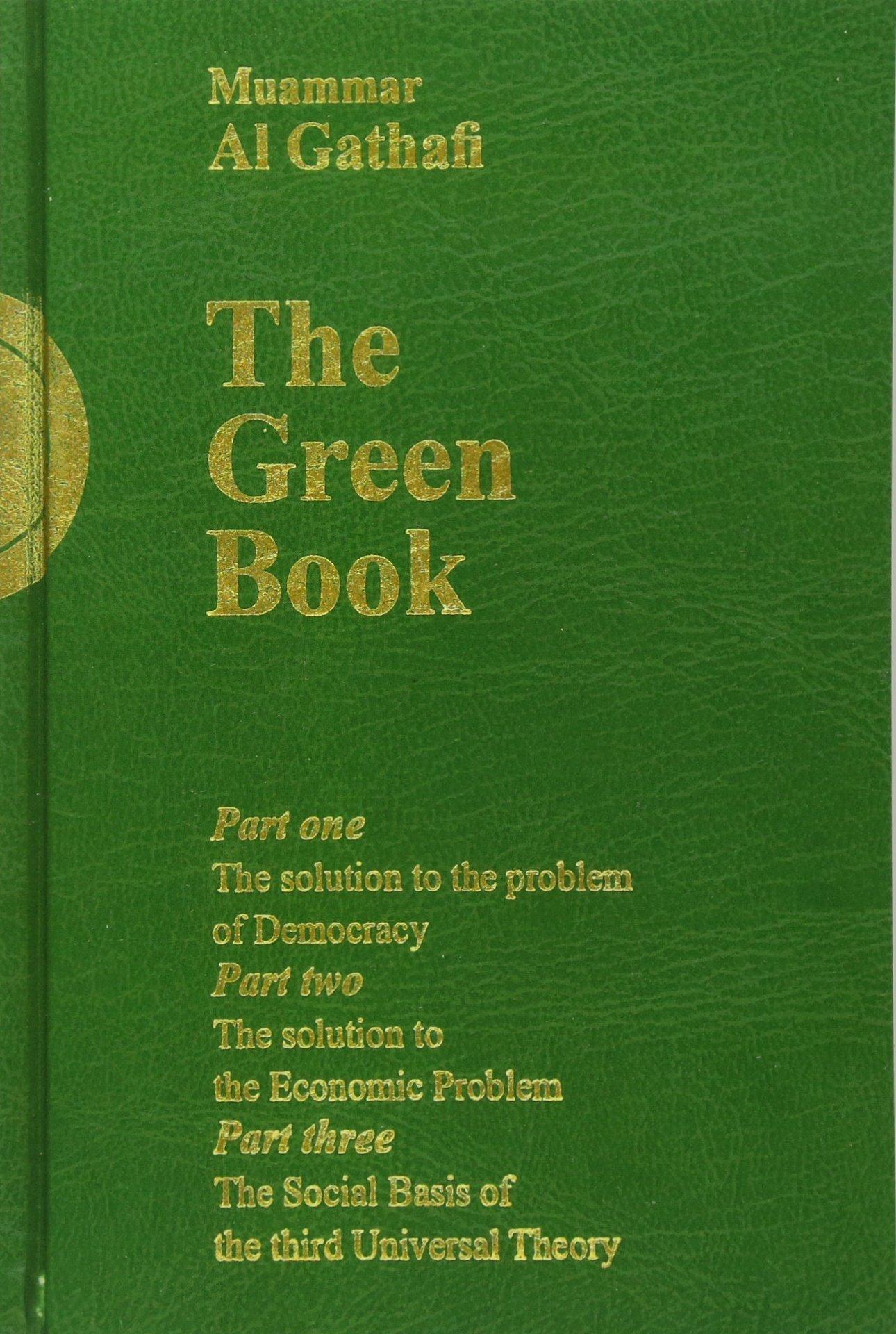 Gaddafi Green Book
