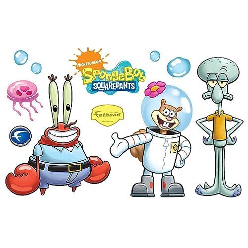 SpongeBob's Friends