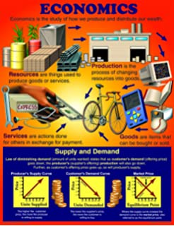Amazon.com: Entrepreneur Poster - Classroom Economics Poster ...