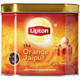 Lipton Thé Vrac Orange Jaïpur 200 g - Lot de 2