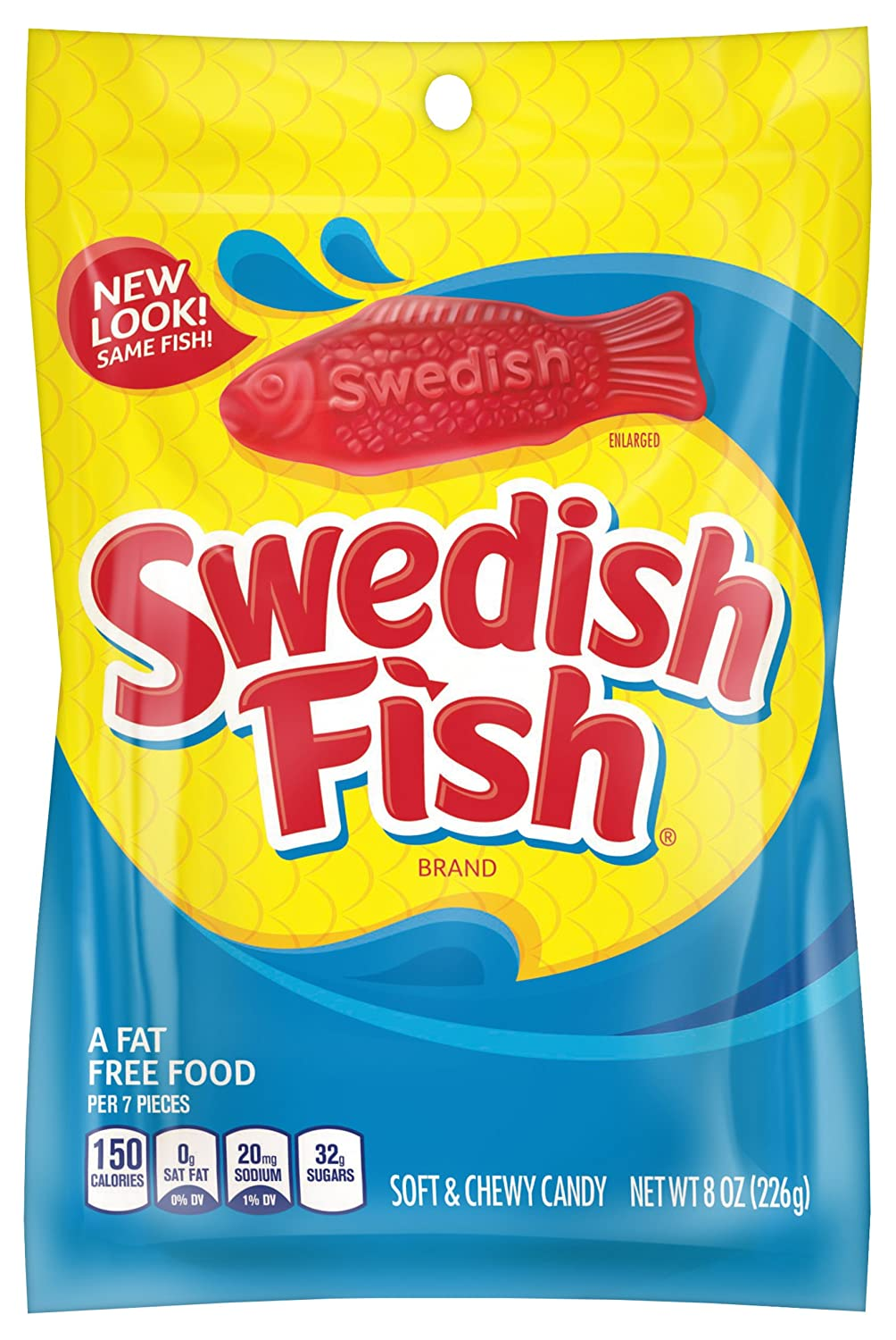 Swedish Fish Assorted 1.9lb (862g): Amazon.co.uk: Grocery