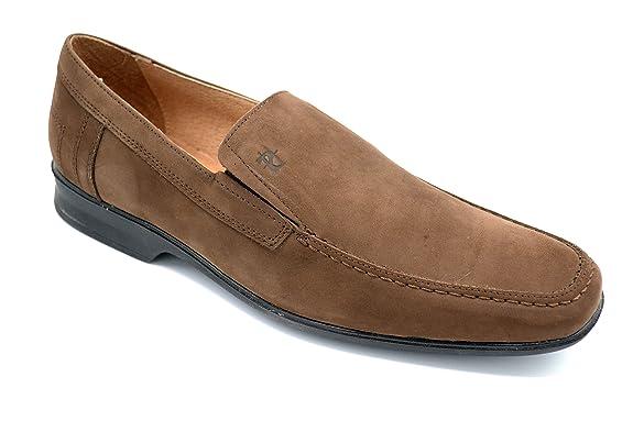 Pitillos 817 marrón - Mocasin para Hombre: Amazon.es: Zapatos y complementos
