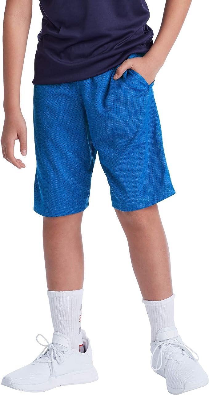 Amazon.com: C9 Champion Boys' Core Mesh Shorts-9
