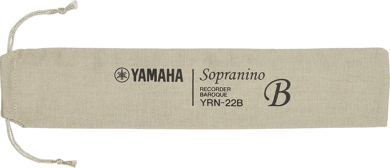 YAMAHA YRN-22B Sopranino-Blockflöte in f/'/' barocke Griffweise