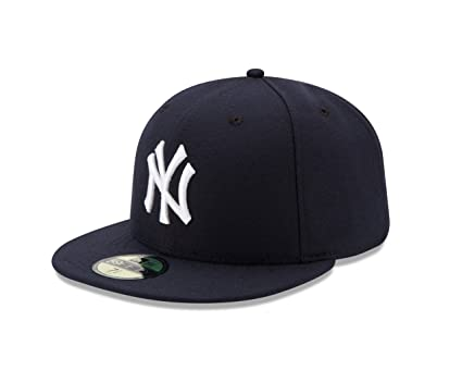 c64d6f729f2 Image Unavailable. Image not available for. Color  MLB New York Yankees  Authentic On Field Game 59FIFTY Cap