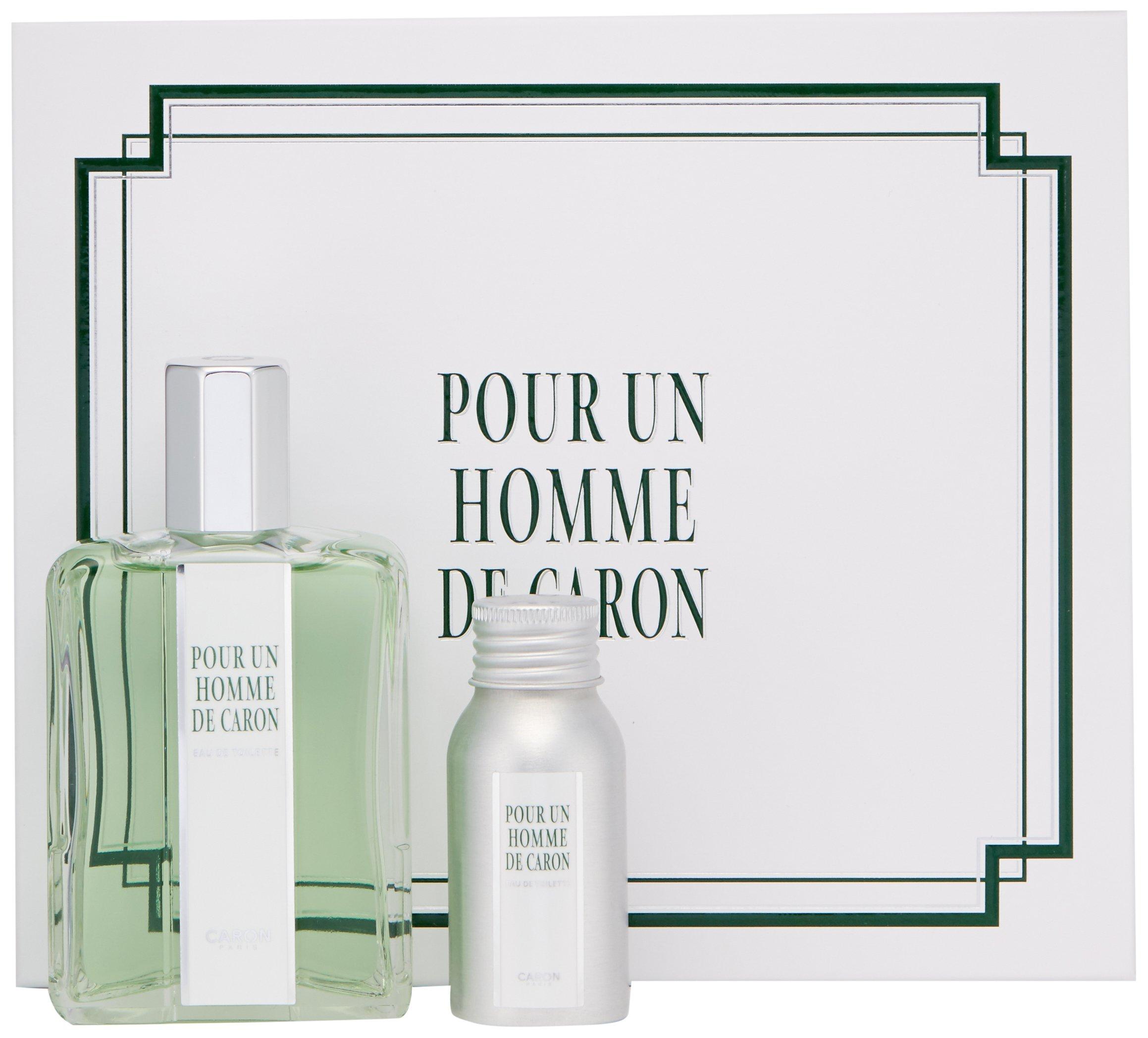 CARON PARIS Pour Un Homme De Caron Travel Set