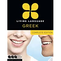 Image for Living Language Greek, Complete Edition: Beginner through advanced course, including 3 coursebooks, 9 audio CDs, and free online learning
