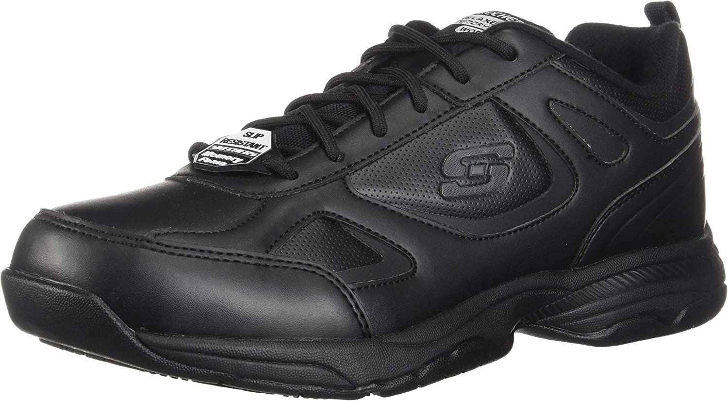 Skechers Dighton - Bricelyn Sr Black Blk Womens Walking Shoe Size 12M