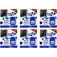 New Binaca Breath Strips 24 Count (Pack of 6)