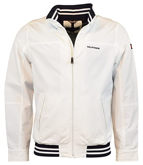 Tommy Hilfiger Men S Nylon Regatta Yacht Jacket Windbreaker At