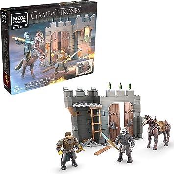 Mega Construx- Game of Thrones Juego de Tronos (Mattel GMN73): Amazon.es: Juguetes y juegos