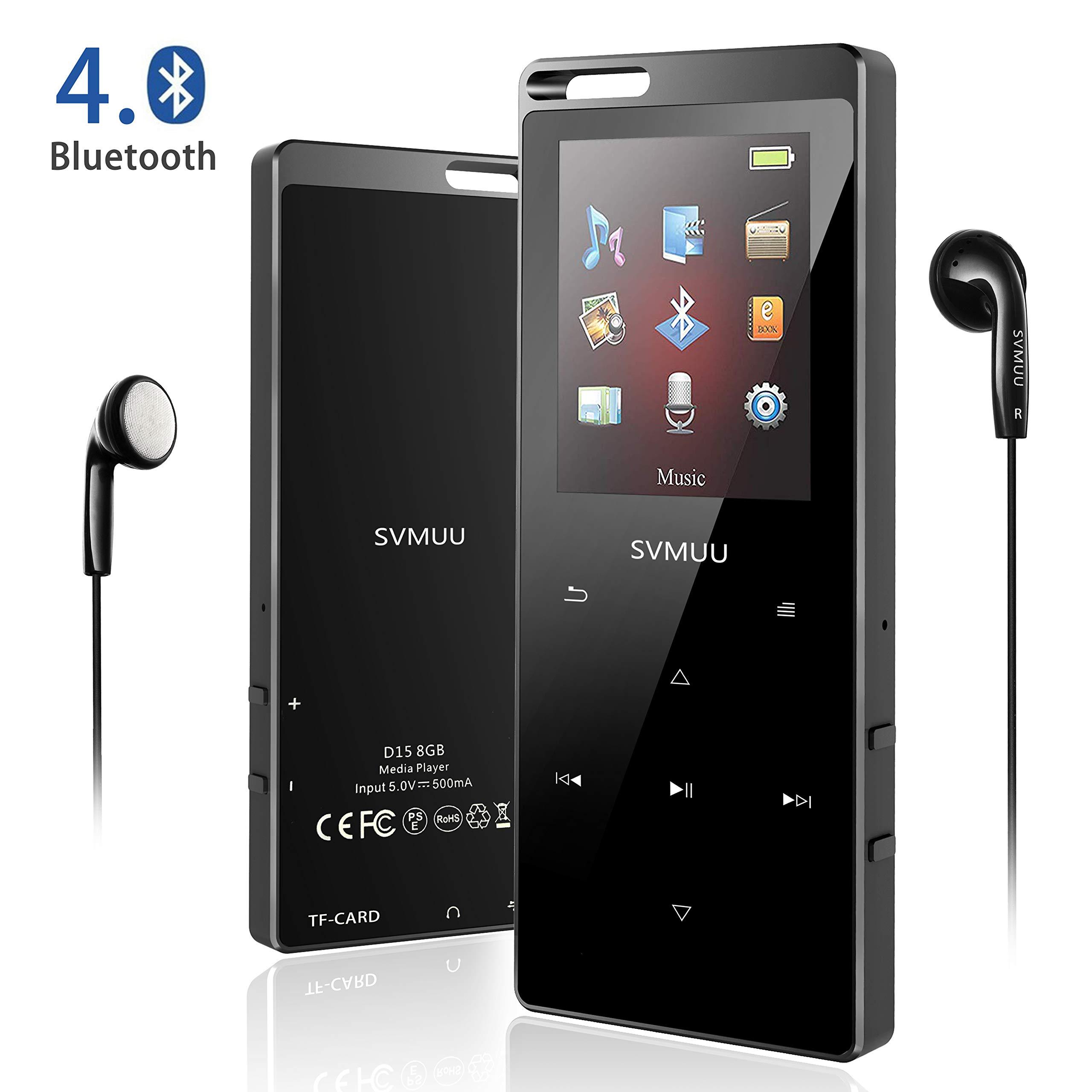 33b7d52c0b9e Mejor valorados en Reproductores de MP3 y MP4 portátiles   Opiniones ...