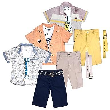 Traje para niño, Camisa, Camiseta, Pantalones Chinos, Pantalones ...