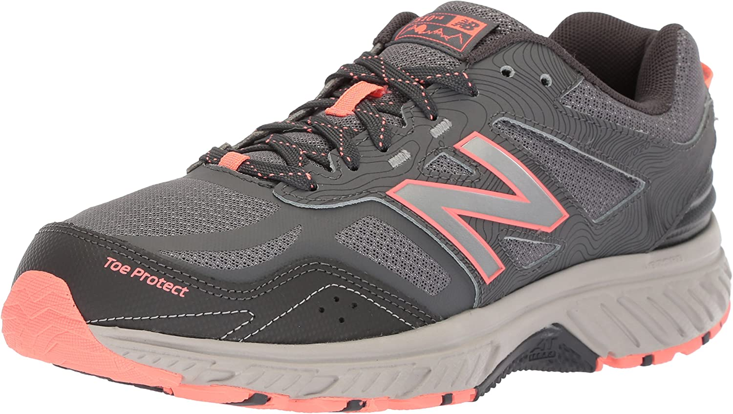 New Balance Women s 510v4 Cushioning Trail Running Shoe