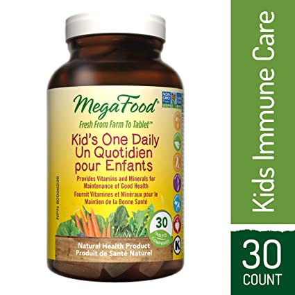 Kids One Daily – Multi vitaminas naturales