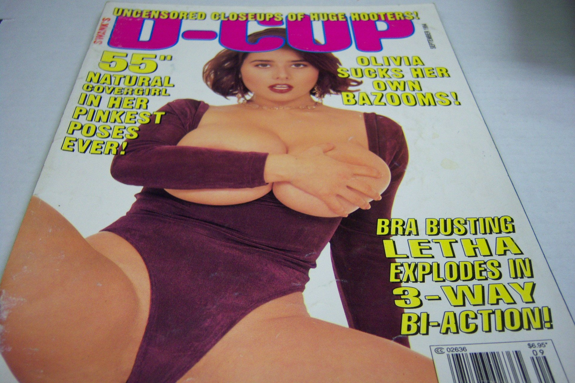 D Cup Busty Adult Magazine Chloe Vevrier Letha Weapons September  Swanks Books Amazon Ca