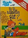 Album de Boule & Bill, Tome 17 : Tu te rappelles, Bill ?