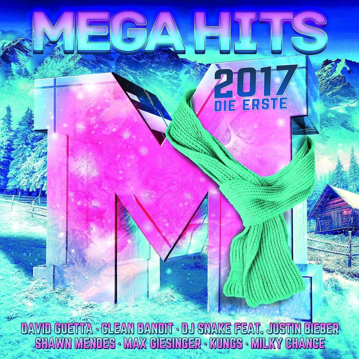 VA - Mega Hits 2017 Die Erste - 2CD - FLAC - 2016 - NBFLAC Download