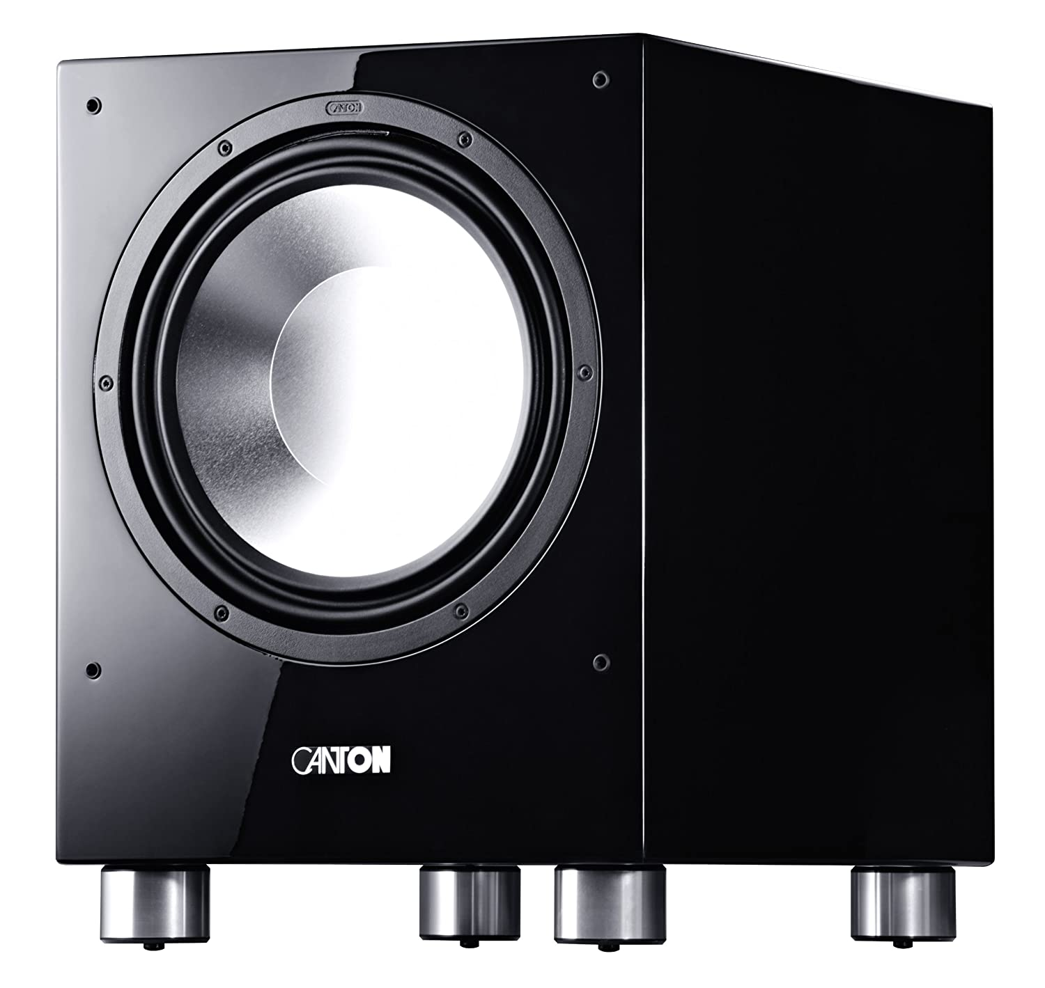 High End Subwoofer, High End Sub, Bester Subwoofer,Top Subwoofer, High End Subwoofer Test, Canton Sub 1200 R