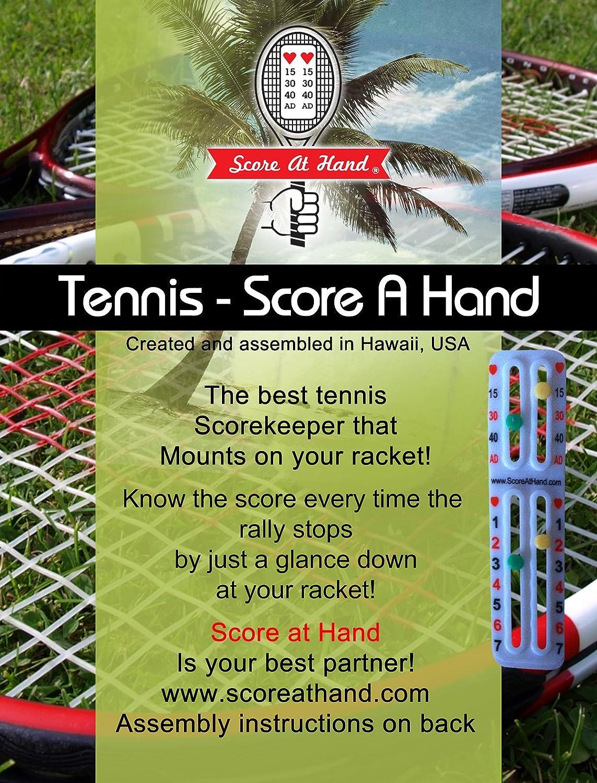 【開店記念セール!】 Tennis Score Tennis B00ARSON2Q At At Hand B00ARSON2Q, K-ワークス:46b52a5d --- a-school-a-park.ca