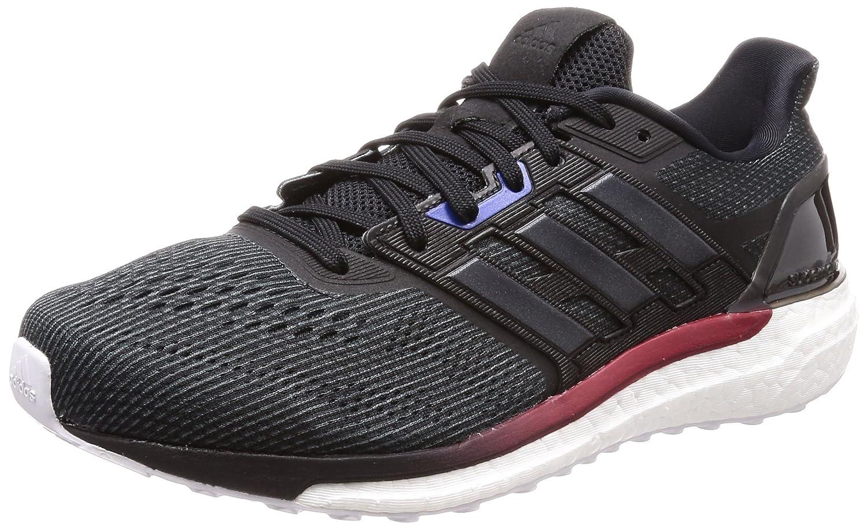 Adidas Supernova Aktiv, Zapatillas de Trail Running para Hombre 43 1/3 EU|Negro (Negbas/Negbas/Ftwbla 000)