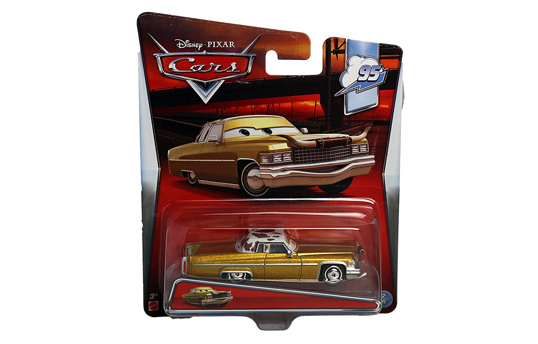 Disney Pixar Cars Alex Carvill WGP Series, #17 of 17