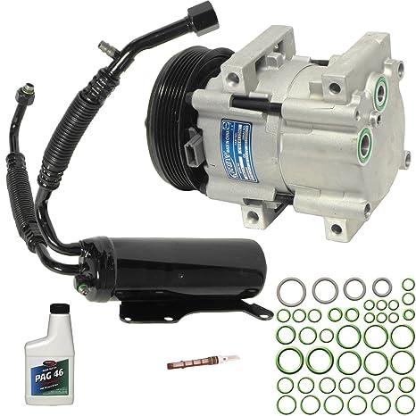 Aire acondicionado universal KT 1450 A/C Compresor y componente Kit